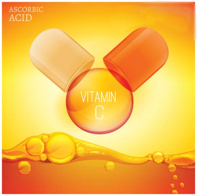 Best vitamin C serum ascorbic acid
