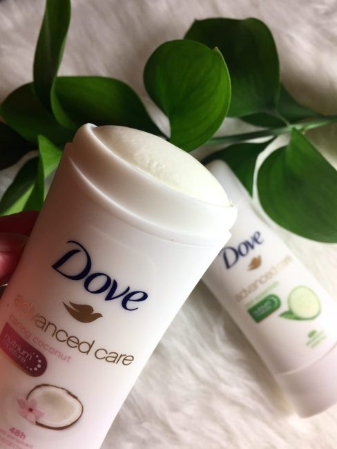 Dove Advanced Care upgrade your skin care routine