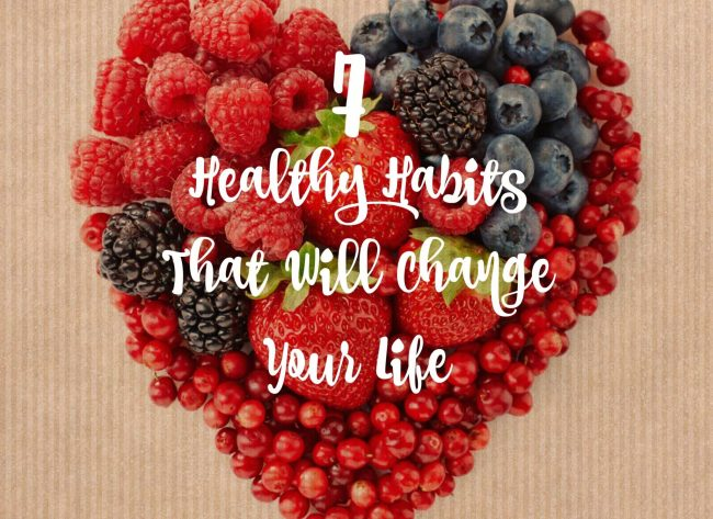 Tips to build healthy habits