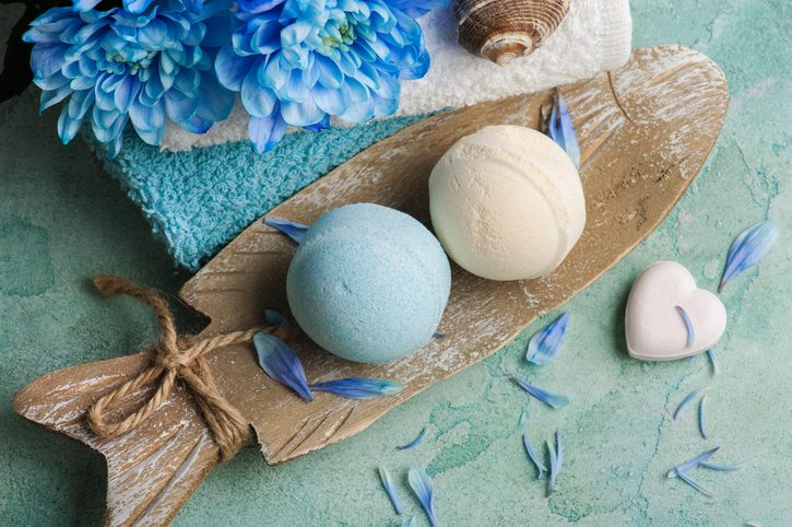 consumer safety of ingredients bath bombs