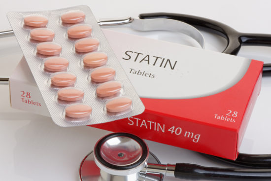 statins for high cholestrol