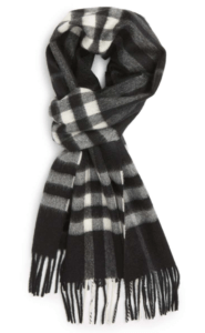 Luxury Gift Ideas Him Burberry Scarf