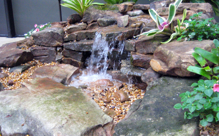 Water Features (f)