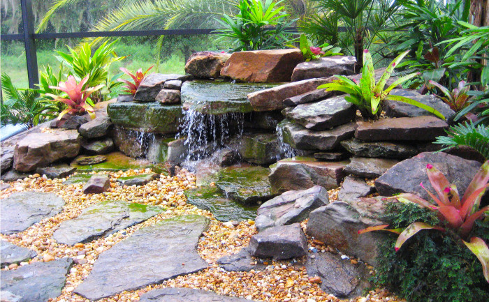 Water Features (j)