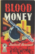 Blood Money by Dashiell Hammett