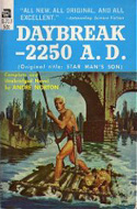 Star Man's Son 2250 A.D. Andre Norton