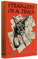 Strangers on a Train by Patricia Highsmith
