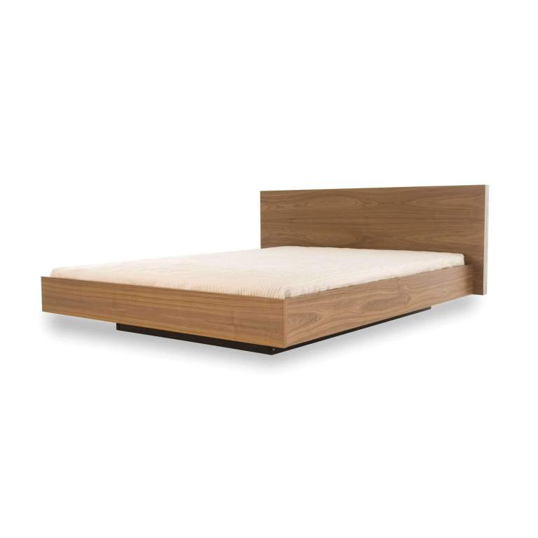 low-floating-bed-frame