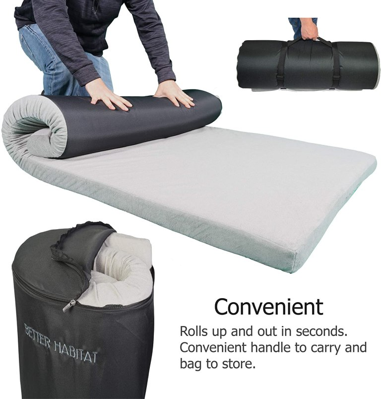 better-habitat-floor-mattress-pad