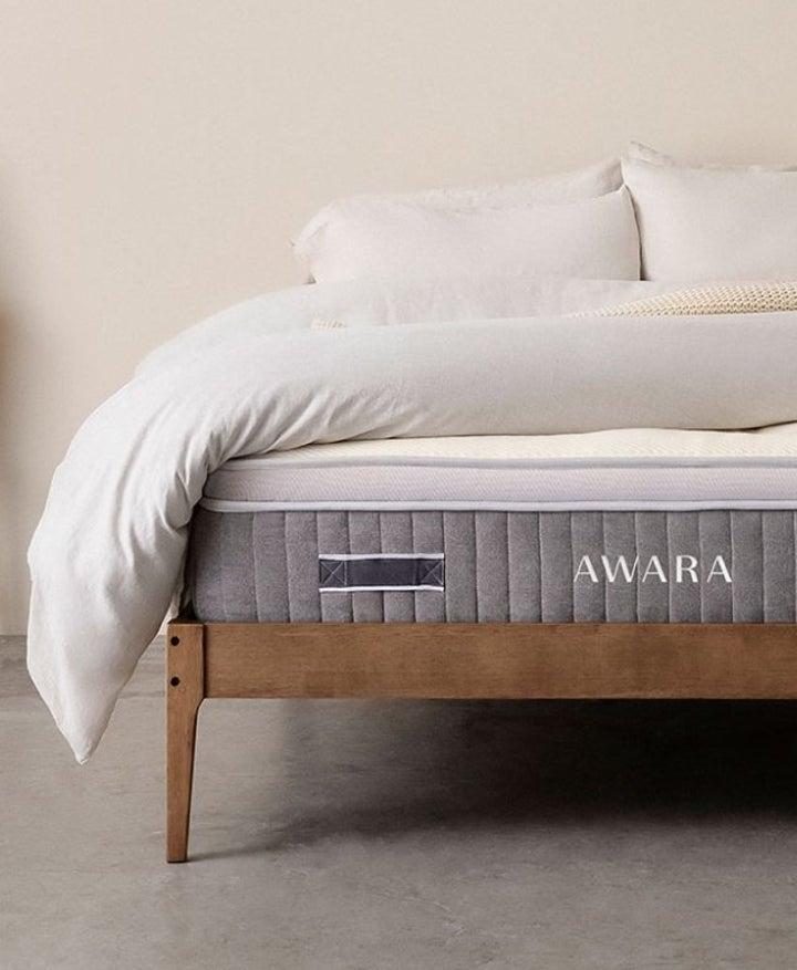 awara-mattress-on-frame