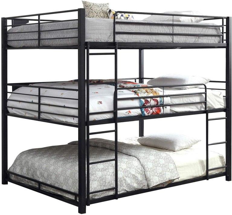 triple-bunk-bed-by-benjara-queen-size