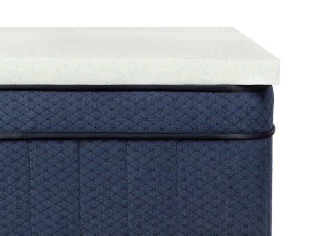 gel-foam- mattress-topper-on-twin-xl-mattress