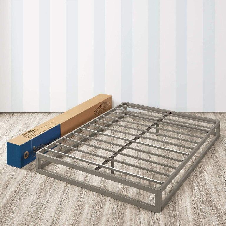 metal-slats-heavy-duty-bed-frame