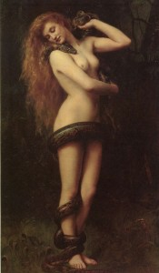 collier - Lilith 1892