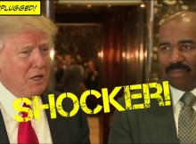 HERE'S WHY STEVE HARVEY MET WITH TRUMP!