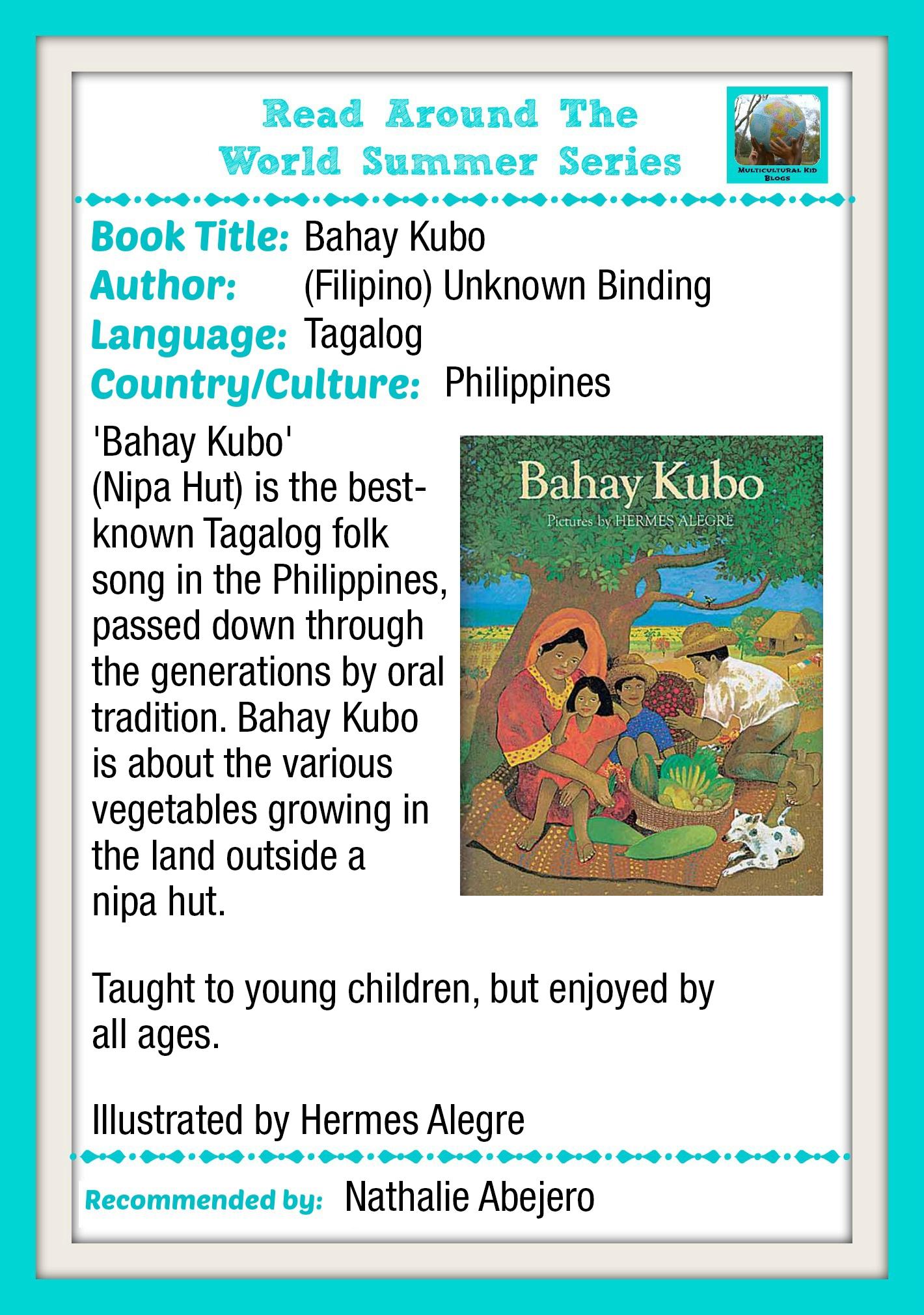 Kinder Worksheet Tagalog