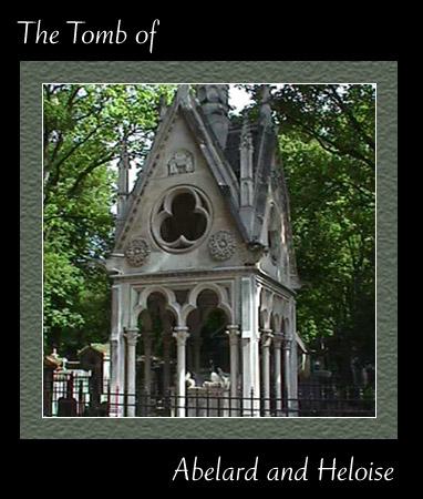 Heloise and Abelard Tomb