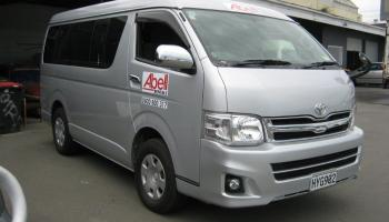 8508a85178 10 Seat Minibus Hire from Abell Rentals