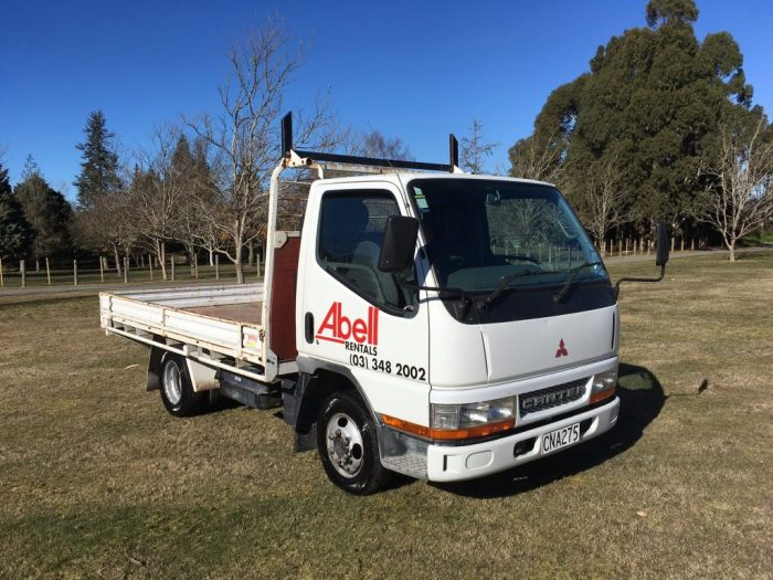 Flat Deck Truck for hire