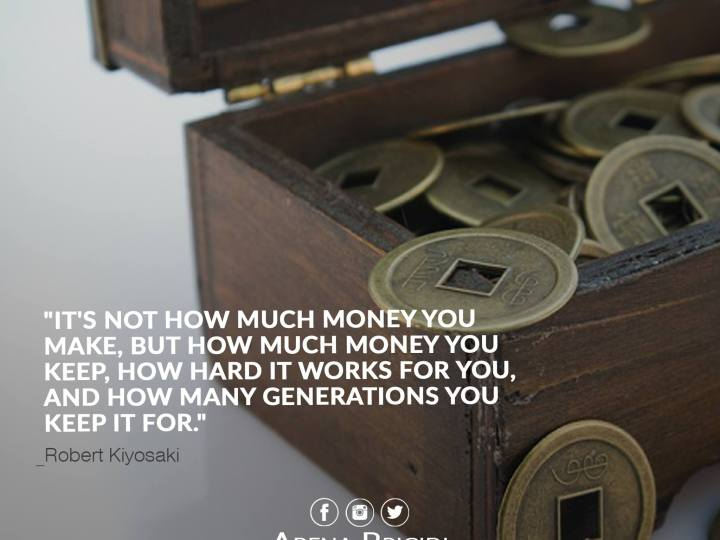 Keep Money For Generations