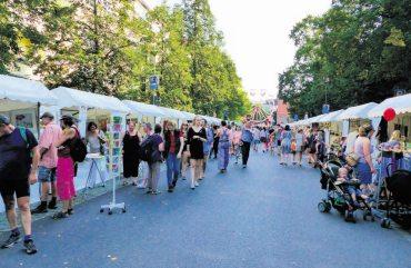 PANKOW TANZT – 48. Fest an der Panke