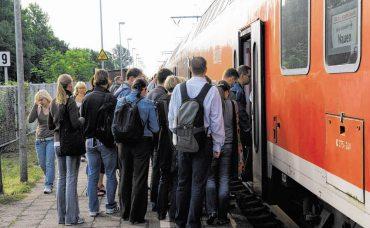 Kein Regionalbahnhalt mehr in Karlshorst