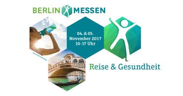 BERLIN MESSEN Reise & Gesundheit