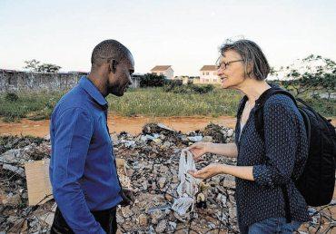 Partnerschaftsprojekt in Mosambik