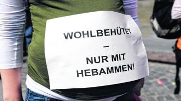 Berlin braucht mehr Hebammen