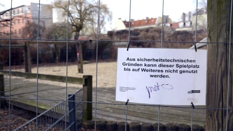 Spielplätze werden saniert