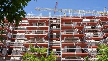 Teure Grundstücke bremsen Wohnungsbau