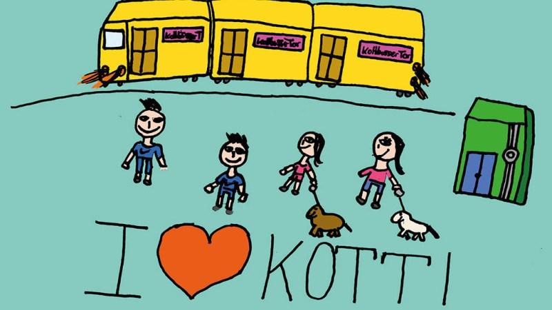 Die Kinder vom Kotti