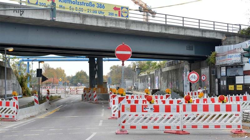 Kiefholzstraße: Die Lücke wird bald geschlossen