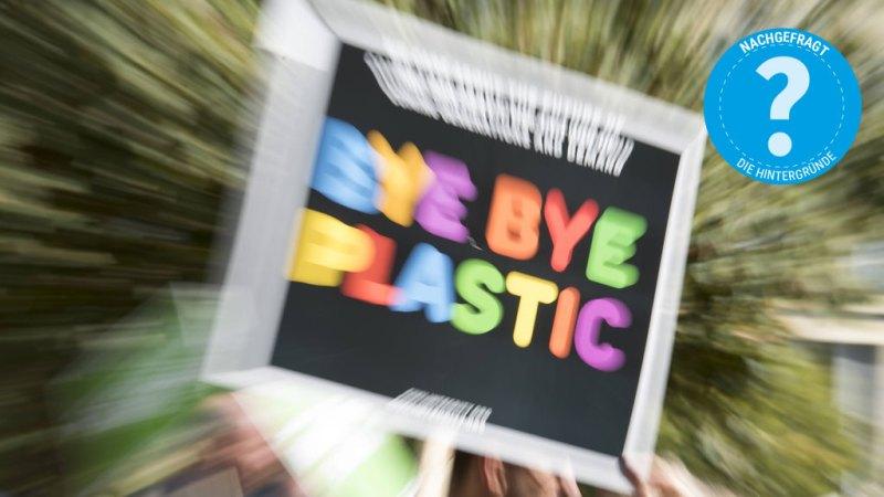 Plastik-Verbot soll Meere retten