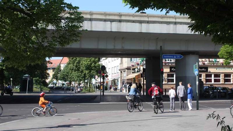 Breitenbachplatz: Abgeordnete beschließen Brückenabriss