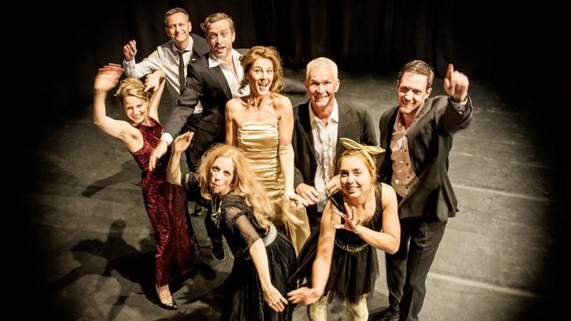 Berlin-Kreuzberg: Impro-Theater vom Feinsten