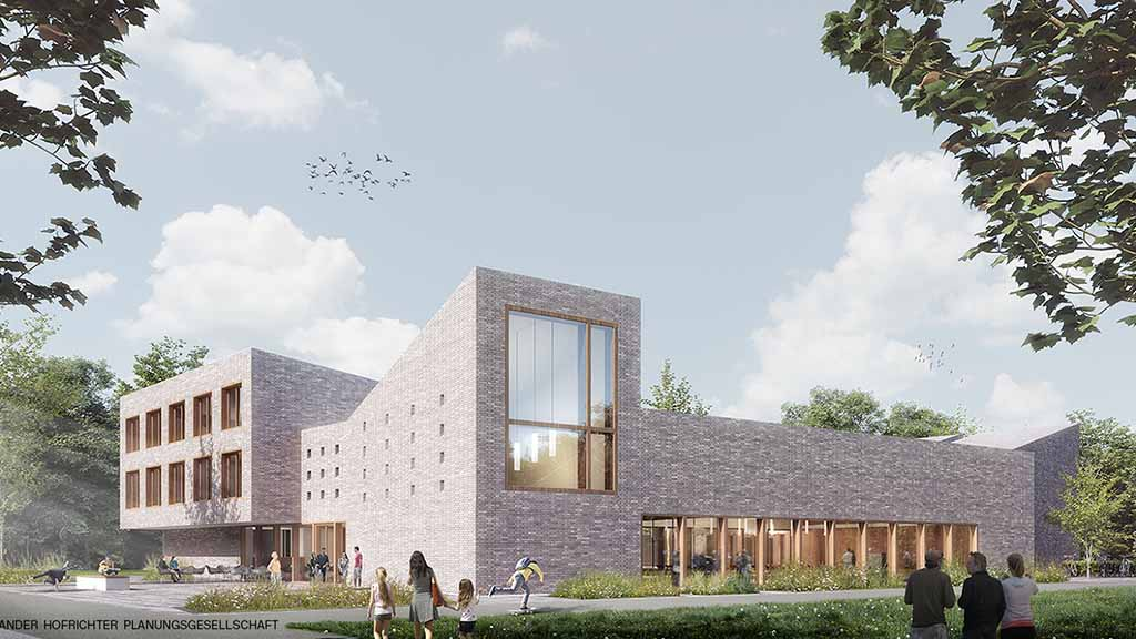 Berlin-Spandau: Neues Stadtteilzentrum für Staaken