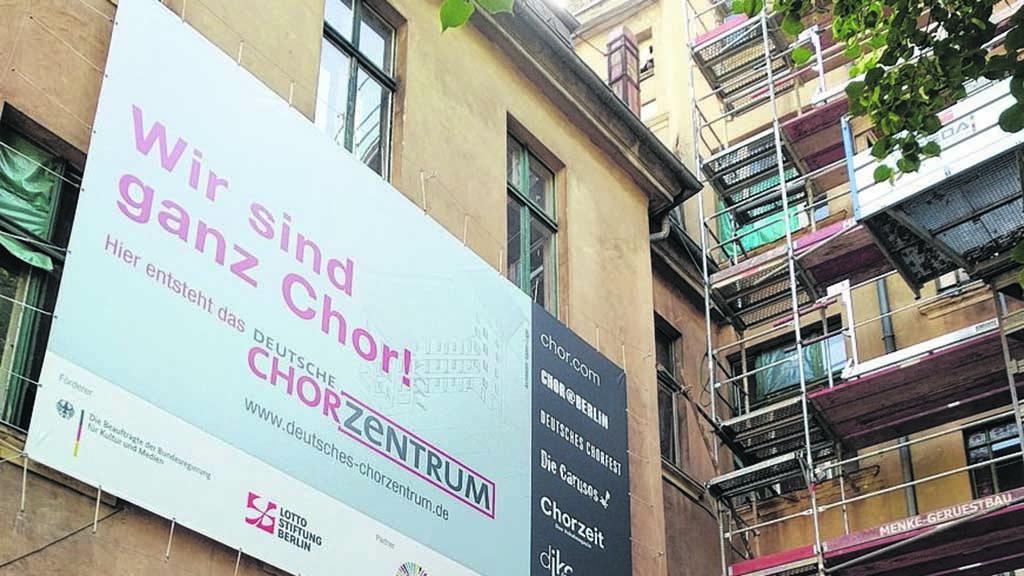 Berlin-Neukölln: Finanzspritze für neues Chorzentrum