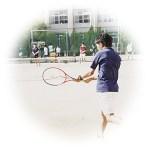 男子硬式テニス部