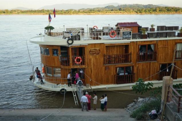 Kreuzfahrt, Mekong, Mekong Perl, Mekong, Lernidee-Reisen