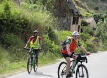 Mountainbike Madagaskar Gerhard von Kapff