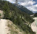 Radfahren in den Alpen