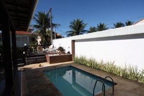 Pool unseres Hauses