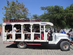 Jardineira - Der Shuttle-LWK nach Jeri