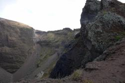 Vesuv Krater