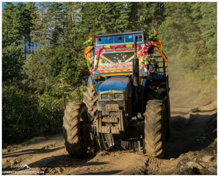 Trekking Traktor gefällig?