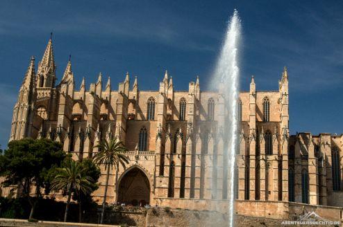 Die Kathedrale von La Palma