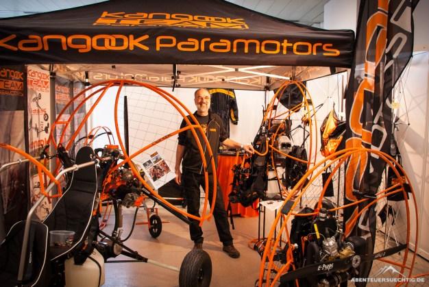 Kangook Paramotors