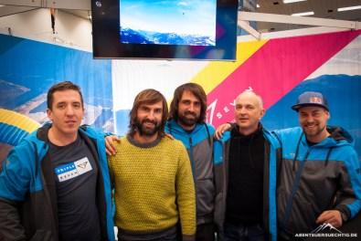 Das Team von 777 Gliders