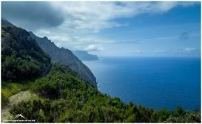 Atemlos, sprachlos auf Madeira
